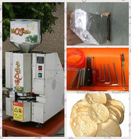 new design stainless steel rice cracker