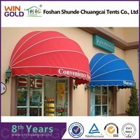 Hot recommended french small window awning