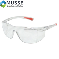 MU-13243 Supreme Side Shield Safety Glasses Protective Glasses