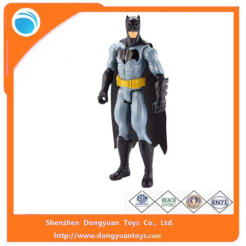 New Products Plastic Batman And Blade Wolf Action Figures