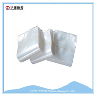 Factory Supplier food packaging printed plastic vacuum ldpe bag