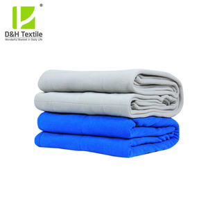 100% inspection standard high quality anti-pilling fleece blanket