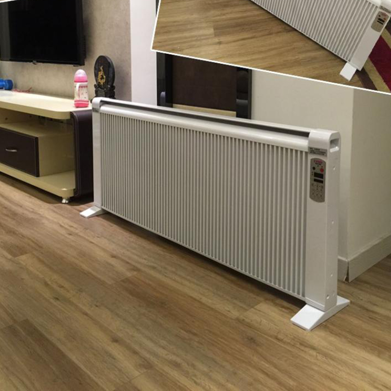 flat and thin electric convector tower room heaters from China