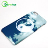 3D sublimation Polymer Case for i Phone 6 Plus/printable mobile case for i phone6 plus /custom phone cover for i phone 6 plus