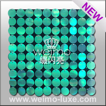 2016 New Sequin PVC Wall Panel For Walls Panels Exterior Decoration