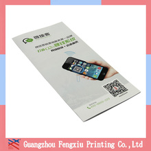 Cheap Garment Promotional Brochure Flyer Printing