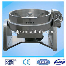 Tilting Lotus seed paste mixing kettle
