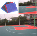 SUGE High Quality Outdoor Interlocking Basketball Court Flooring