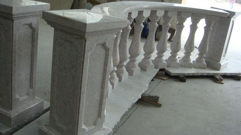 Latest Design Modern Stair Railing Custom Outdoor Hand