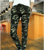 wholesale direct manufacturers of china washed men denim jeans pants Camouflage uniform