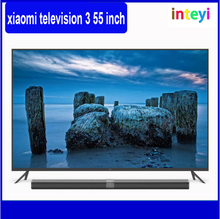 In Stock Original Xiaomi TV3 55 Inches Smart TV English Interface HD Screen 3840*2160 Ultra HD Quad Core Household Real 4K TV