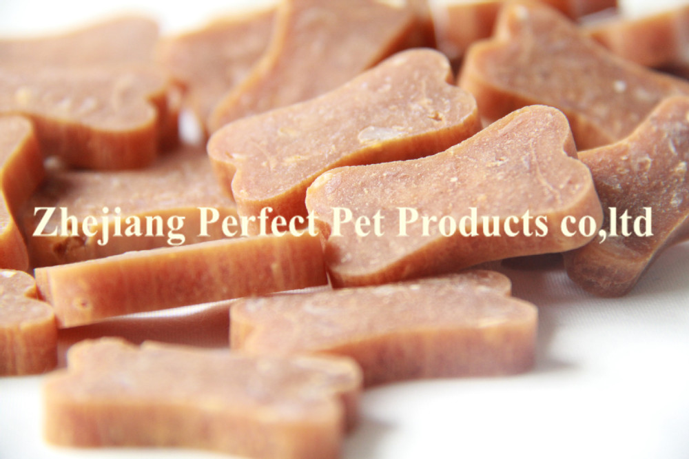pet food (dental dog treat Beef pieces)