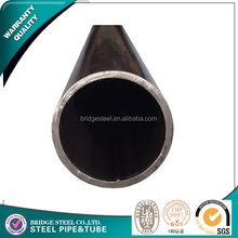 Black Steel Pipe 140 mm outer diameter black tube