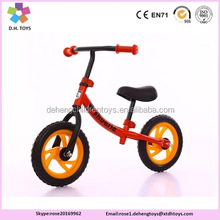 China factory sales 18 month old baby balance bike /kids balance bicycle