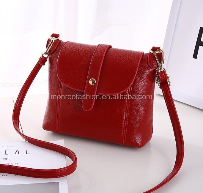Monroo Fashion wholesale ladies shoulder bags cheap price hand bags for women
