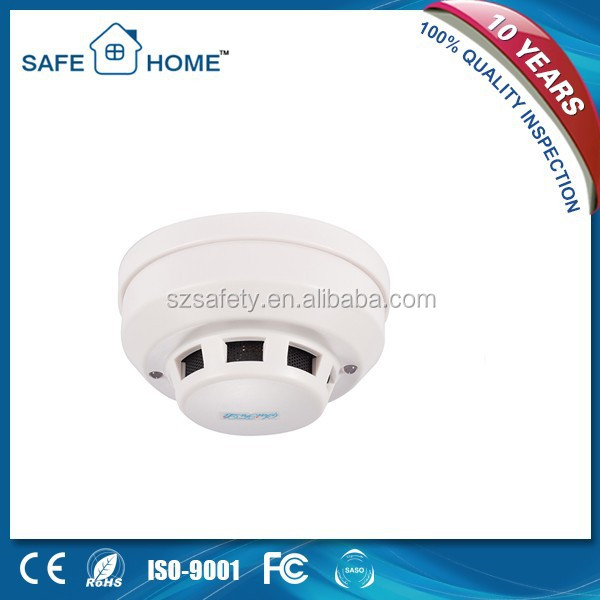 Home smoke detector series