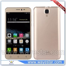 6 inch touch screen mobile phone 3G no brand smart phone 1GB RAM 8GB ROM