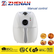 manual control no oil fryer potato french chips machine fried
