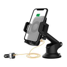 Fast Charging Car Mount QI Wireless Charger for <strong>mobile</strong> <strong>phones</strong>