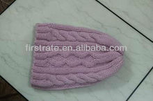 2013 New style fashion promootion knitted hat