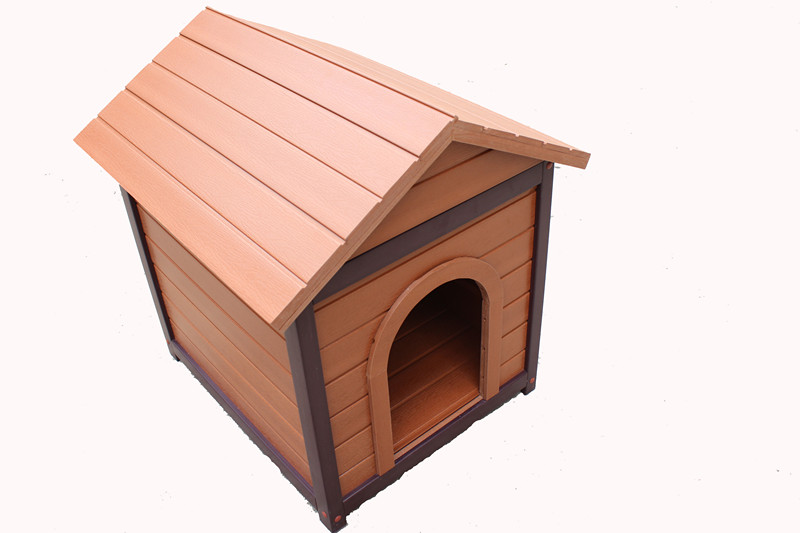 indoor plastic eco-friendly wood dog house dog kennel