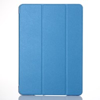 For ipad 2/3/4 Capa Luxury Smart Sleep Wake Silk Leather Flip Case For Apple ipad 2/3/4 Folders Stand Clear Tablet Cover TC01