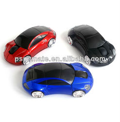 Wireless car Mouse, car shaped wireless mouse