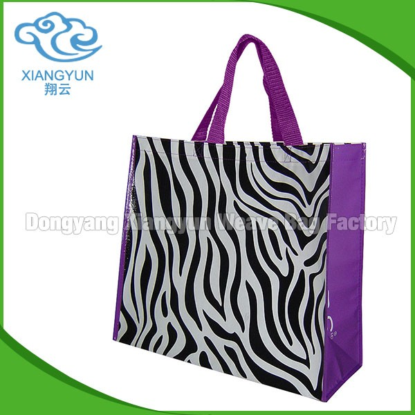 buy wholesale direct from China nonwoven fabric pp woven shopping bag
