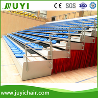 JY-706 Soccer Hot Selling Bleacher Seating Metal Arena Fixed Audience Seats