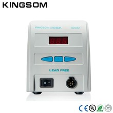 Lowest price ESD safe KS-968A 110V/220V soldering station hot air, SMD Welding Rework Repair