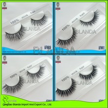 Most Popular High Quality 100% Mink Belle Eyelash Extensions
