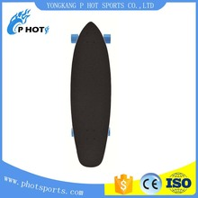 new fashion custom graphic mini long board skateboard from China skateboard press for sale