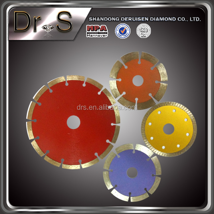diamond saw blade for concrete/road/marble/asphalt sharp cutting