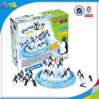 Penguin Pile Up Game For Kids Above 5 Years Old Funny Family Game