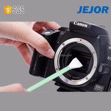17mm Lint Free High Quality 2 ply Camera Sensor Micro Fiber Cleaning Swabs