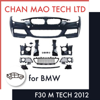 Car Accessories Front bumper Body Kit For BMW F30 M TECH 2012 up
