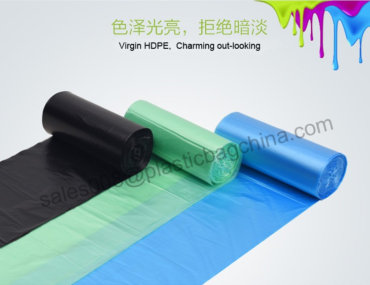 High quality cheap plastic garbage bags