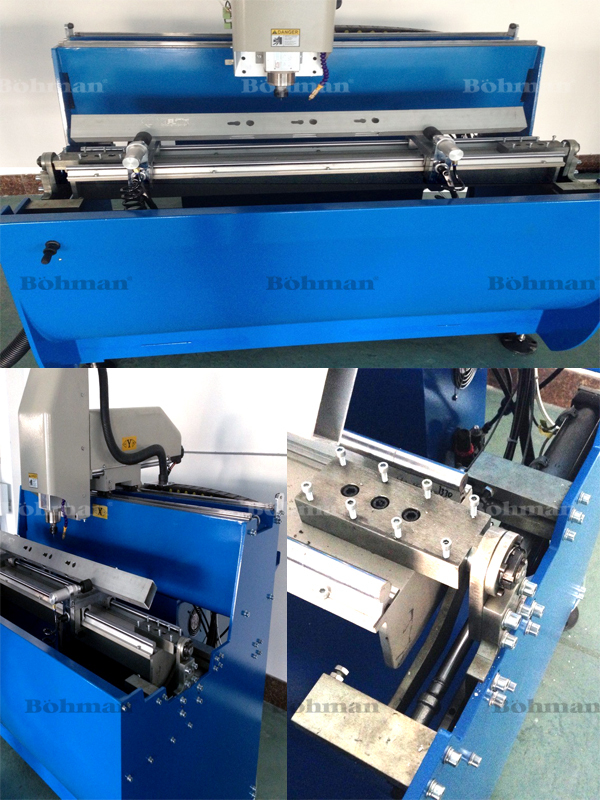 three axis cnc milling machine