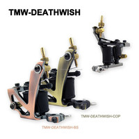 WWT DEATHWISH Iron tattoo machine