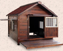 Waterproof and Anti-corrosion Wooden Dog House for Sale