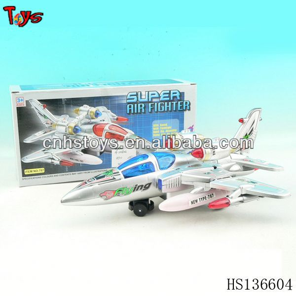 Hot selling musica and light flying toy helicopter