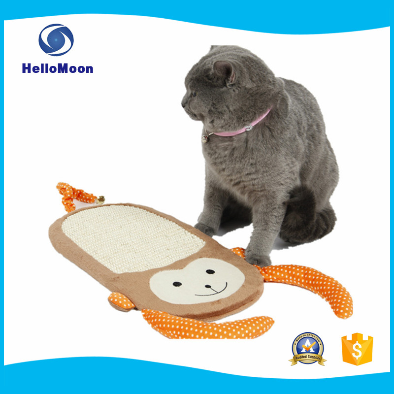 Animal Shpae Scratching Pad Toy Pet