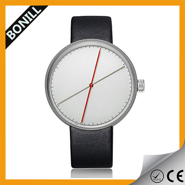 Chinese casual style brand logo men custom watch