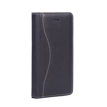 custom genuine leather cell phone case for iphone 6 china supplier