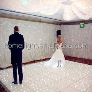 Professional <strong>Manufacturer</strong> Portable Starlit LED Dance Floor for Disco Panels