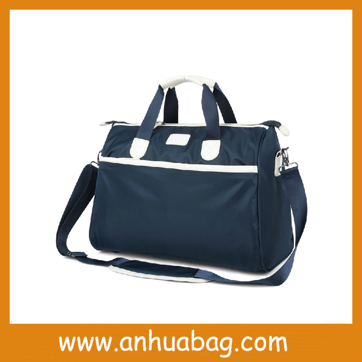 Super quality new blue freezable lunch bag