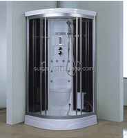 One person shower sauna steam room price of steam room in bathroom