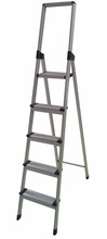 Adjustable Trestle Aluminum ladder