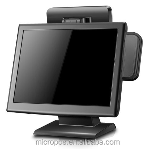 15-inch Retail Touch Screen Monitor