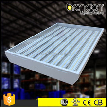 Guangdong jiangmen SMD2835 led mould 120W 250W lumens output flat linear led high bay light